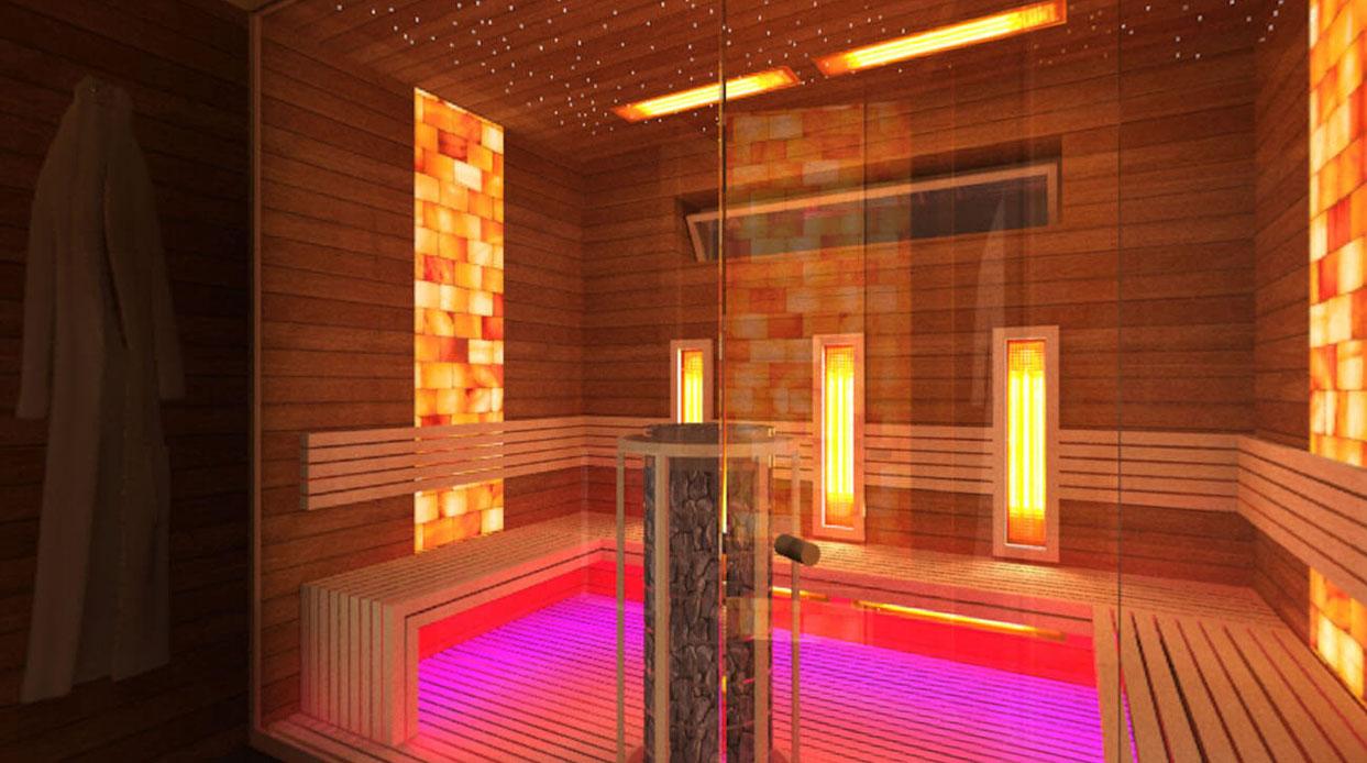 Benefits of the infrared sauna