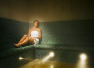 Benefits of the steam bath therapy